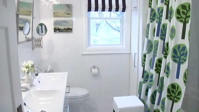 Home Makeover: Bathroom