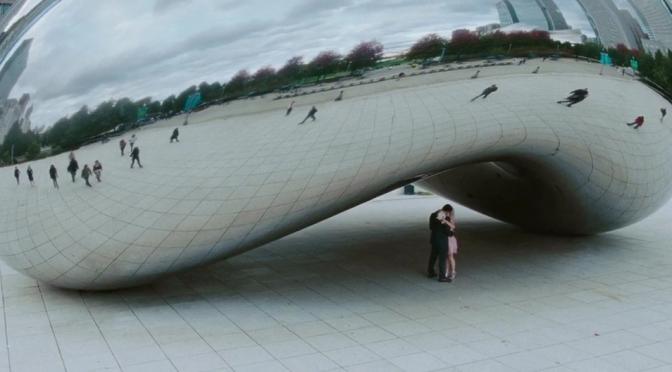 Set Design: The Vow (2012)