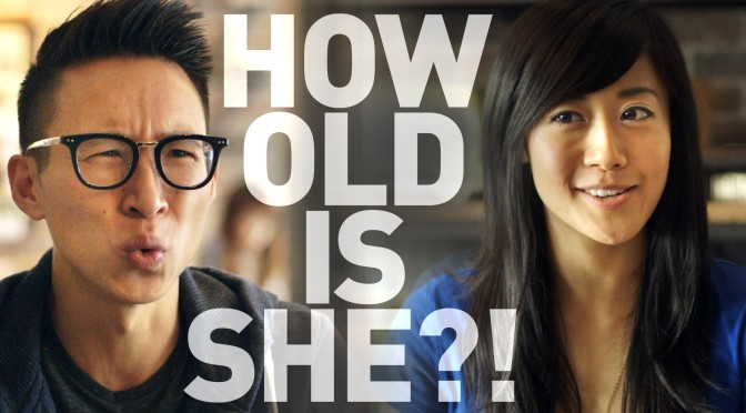 YouTube Review: How Old is She?