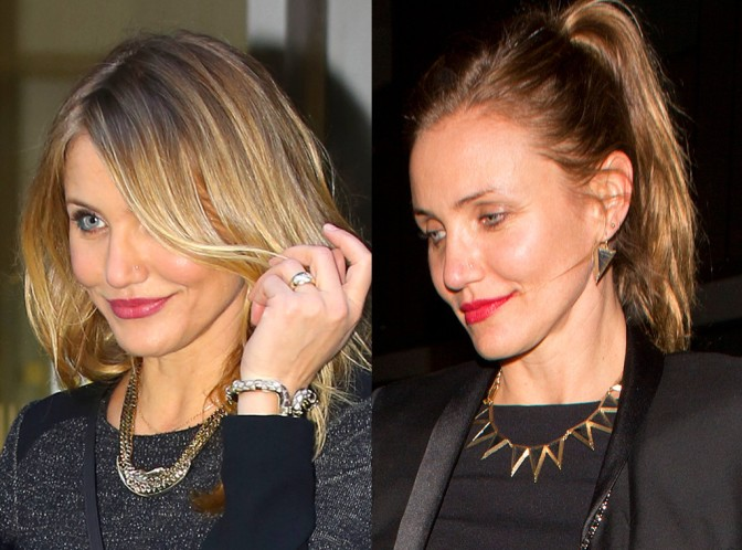 Fashion Watch: Celebs Hair Colors