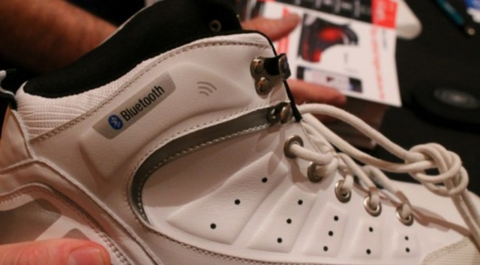 Innovation Watch: GlaGla Connect shoes