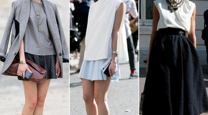 Street Style: Charlize. Chrissy. Kyle. Dakota.