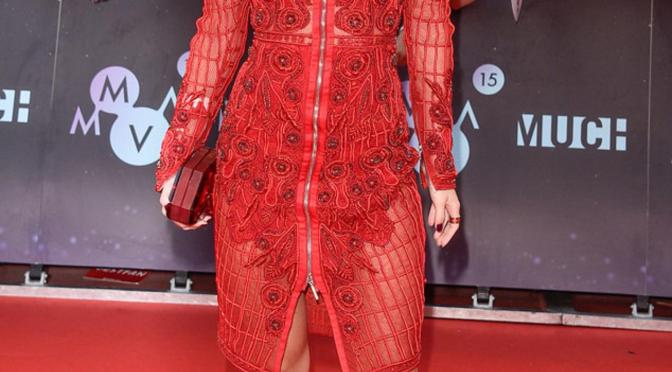 2015 MMVA Red Carpet: Best Dressed Celebs