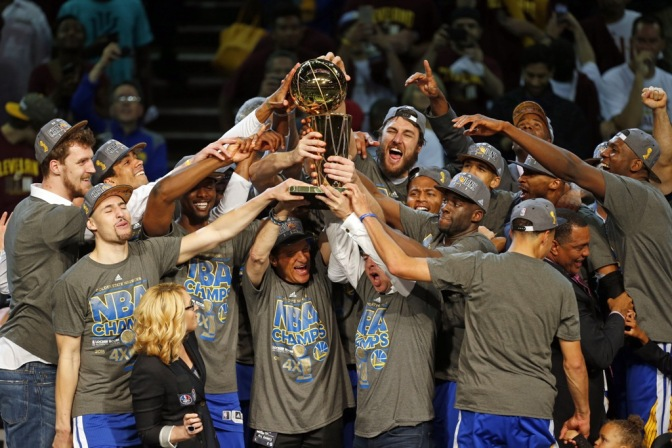 2015 NBA Finals: Were the Warriors just Lucky?