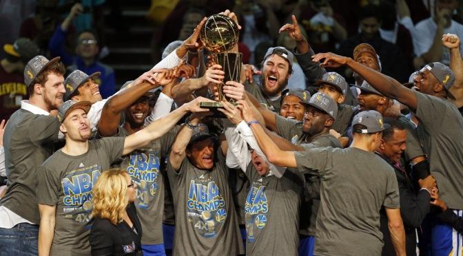 2015 NBA Finals: Were the Warriors just Lucky?