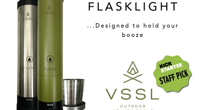 Product Review: VSSL Flask Light
