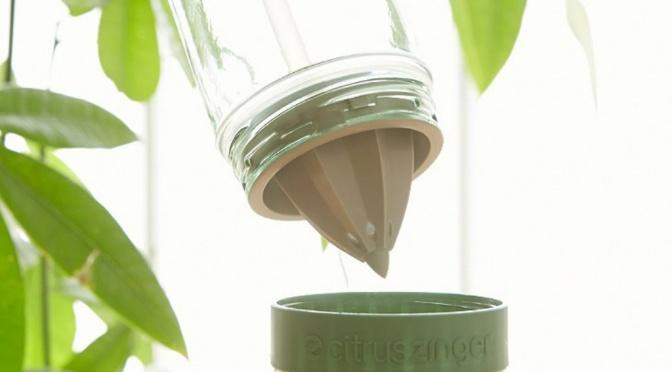 Product Review: Citrus Zinger Sport Water Bottle