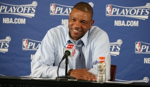 Clippers' Head Coach Doc Rivers