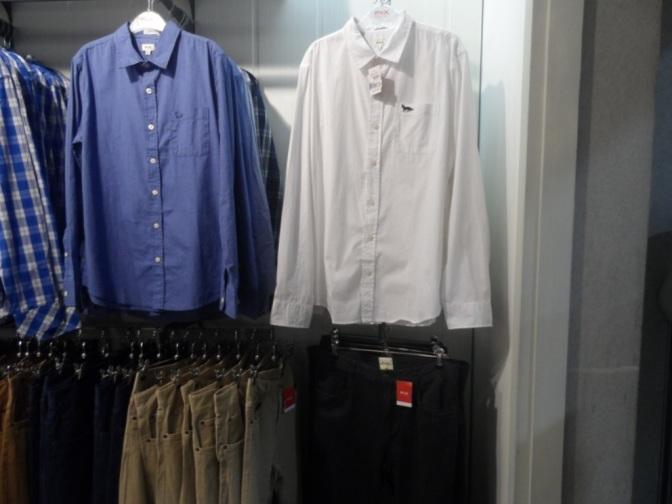 Fashion Up: Men's Casual Wear (F & X)