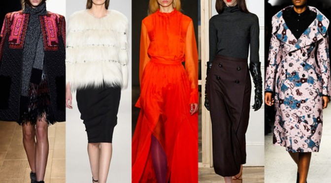 Fashion Watch: New York Fashion Week 2015 Highlights (Fall | Winter)