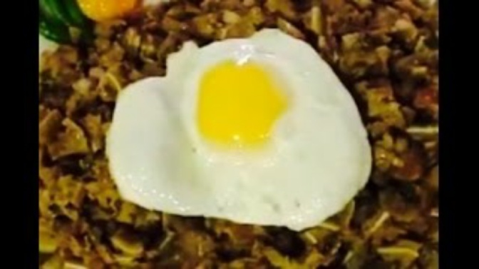 Food & How To: Sisig (Filipino)