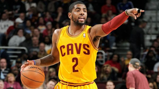 2015 NBA Weekly: The Cavs and The Kyrie Irving Effect