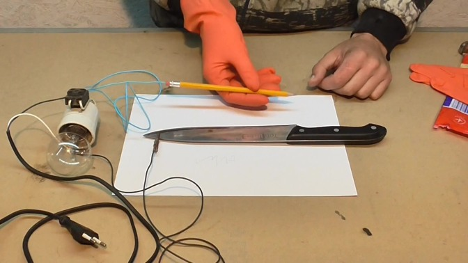 Tech Video: Pencil Laser