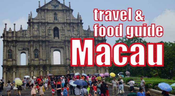 Travel Time: Macau (China)