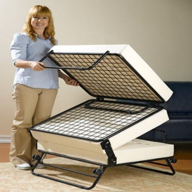 Product Review: Folding Bed, Table, and Bookcase