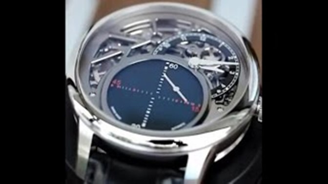 Consumer Video: Watches and Ticking