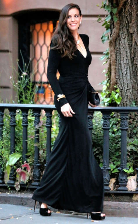 Liv Tyler in New York