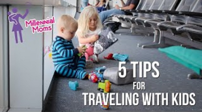 Travel Time: Tips when Traveling with Kids