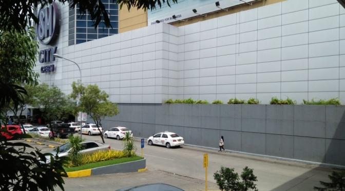 1 November 2015: Malls Closed (Cebu City)