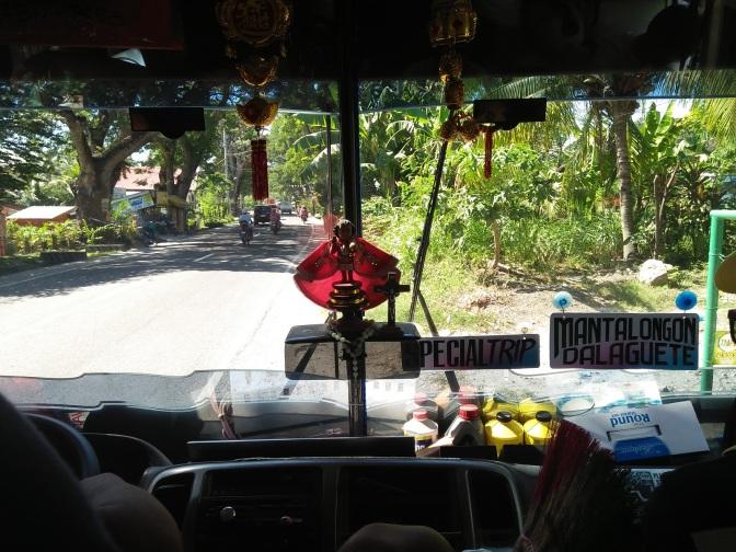 Travel Time: To Mantalongon, Dalaguete, Cebu in Pictures (Startoff to Osmena Peak)