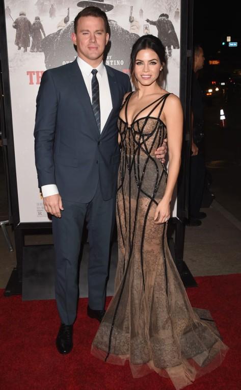 Channing Tatum & Jenna Dewan Tatum
