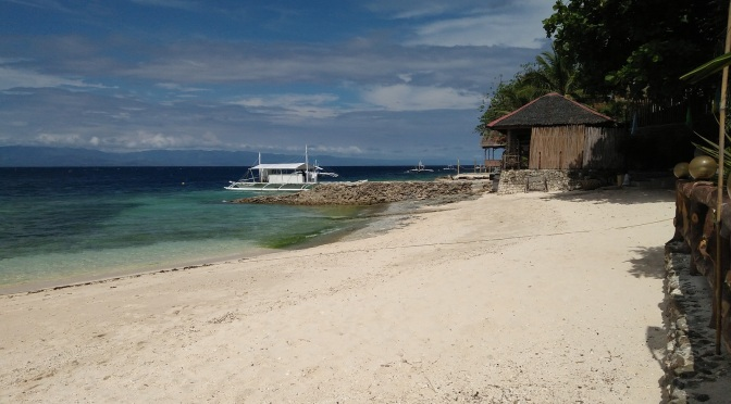 Travel Time: Panagsama Beach, Moalboal (Cebu, Philippines)