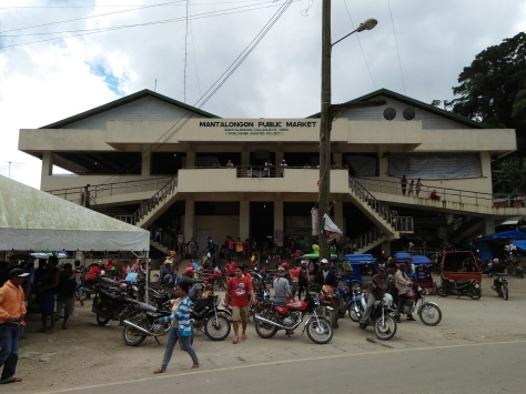 Mantalongon Public Market