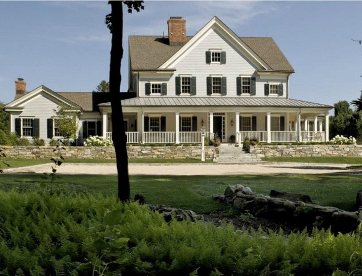 Contemporary Farmhouse Awesome Home Design