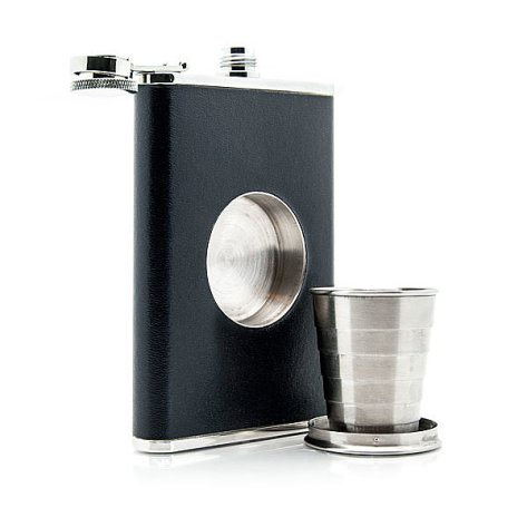 Shot Flask for $9.45 at eBay