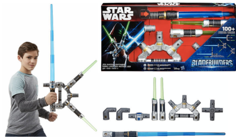 Jedi Master Lightsaber for $54.99 at Kmart