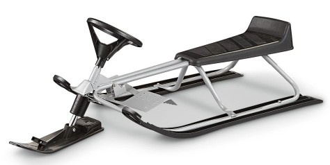 Guide Gear Snow Racer Sled for $80 at Amazon