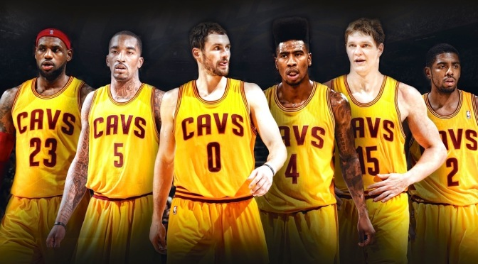 2015 NBA Weekly: Who's the Cavs likely Eastern Finals opponent?