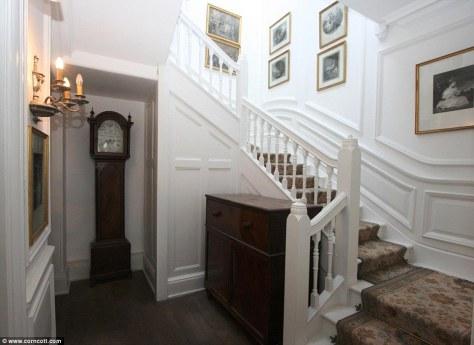 porthpean staircase