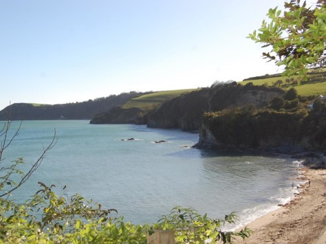 porthpean water view