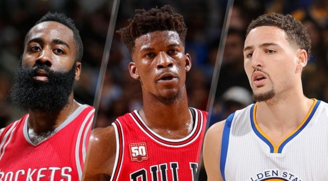 2016 NBA Weekly: Today's Best Shooting Guard is…