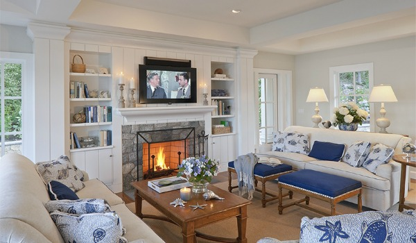 my home classic shingle style summer house consumer live