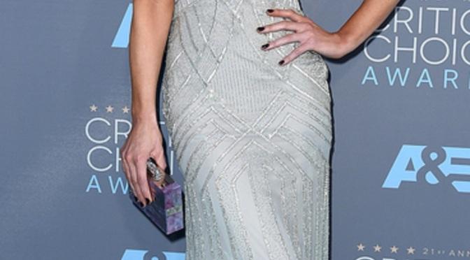 Fashion Watch: 2016 Critics' Choice Movie Awards – Red Carpet 'Best Dressed'