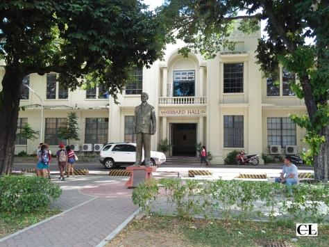 Hibbard Hall