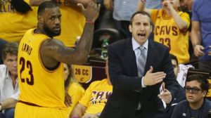 LeBron James and David Blatt: The Boss and the Coach?