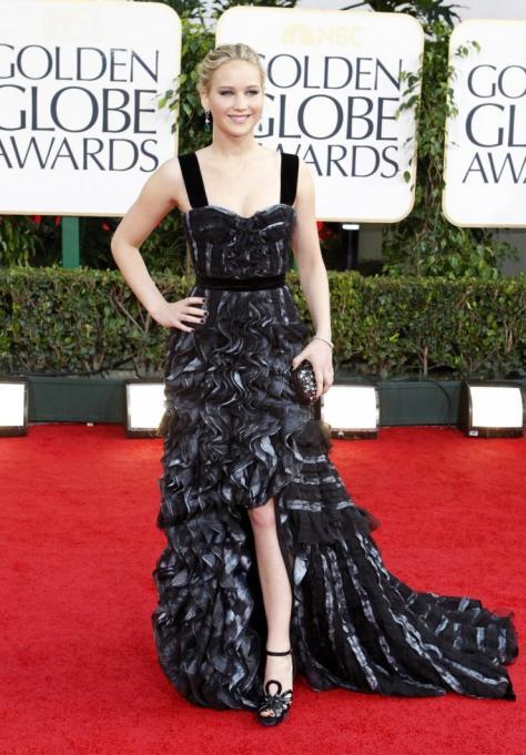 0128 Jennifer-Lawrence golden globes 2011