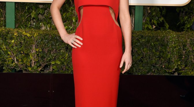 Fashion Watch: Jennifer Lawrence and her Golden Globe Red Carpet