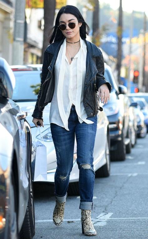 Vanessa Hudgens in LA