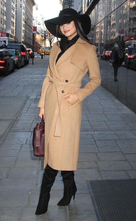 Pia Wurtzbach in NYC