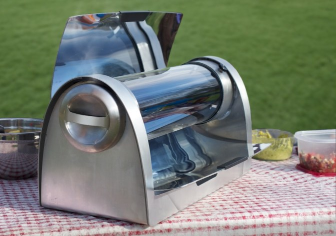 Gadget Review: GoSun Grill