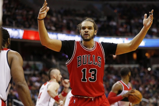 2016 NBA Weekly: Joaquim Noah, Trade-a-Bull?