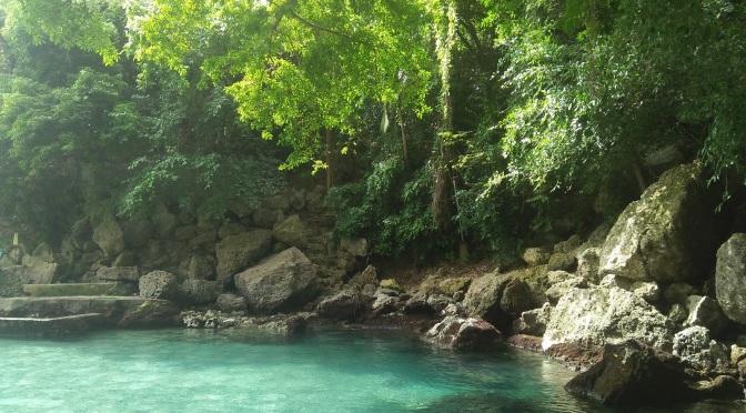 Travel Time: Obong Spring (Dalaguete, Cebu)