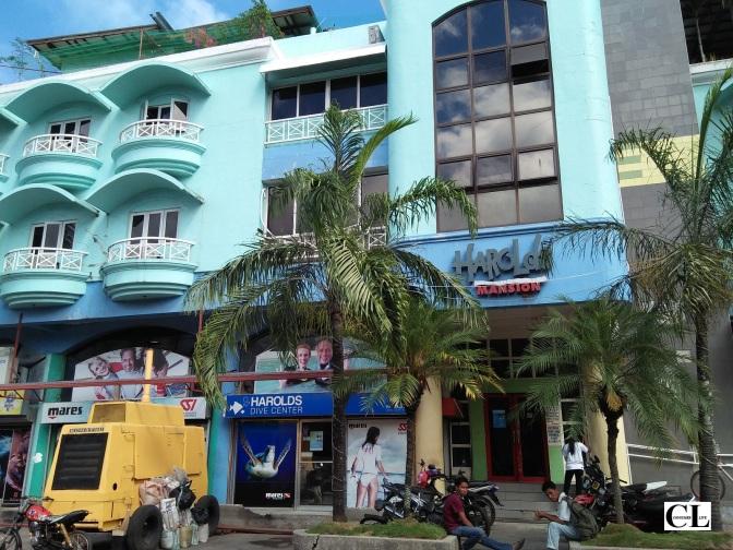 Hostel Review: Harolds Mansion (Dumaguete City)
