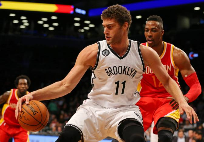 2016 NBA Weekly: Big Men Moving?