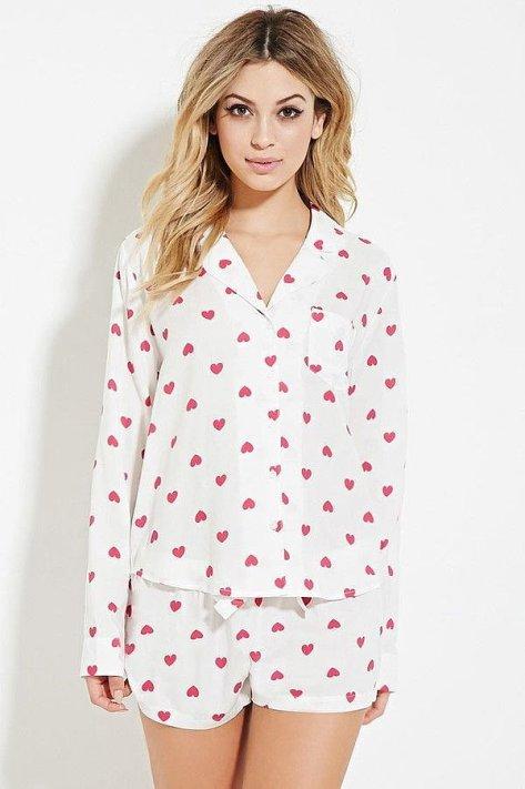 0203 Pajama-Set