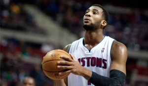 Detroit's Andre Drummond